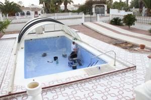 Pool Sanierung